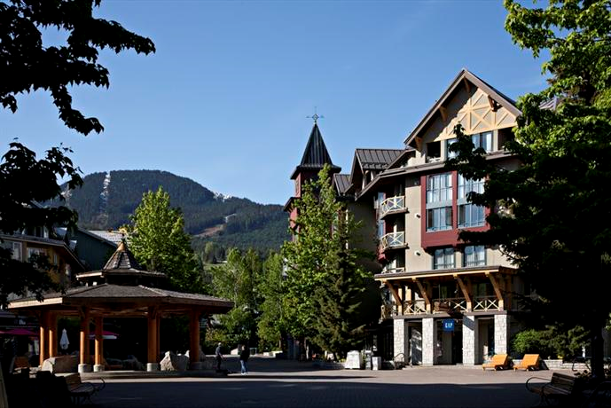 whistler village north